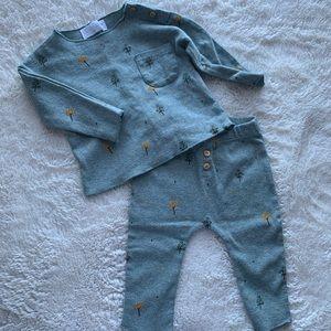 Zara 3-6mo Outfit